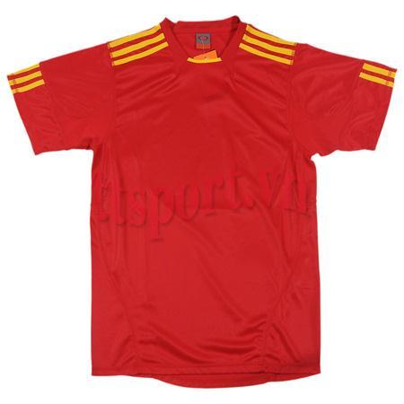 Quần áo thể thao 0490 đỏ