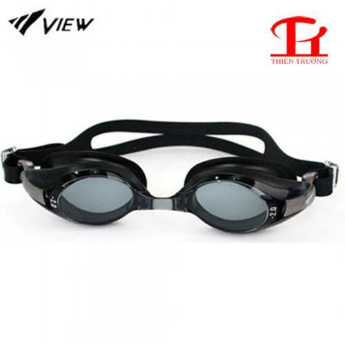 Kính bơi cận View V510 BK ( độ cận -2.0 đến -7.0 )