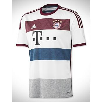 Quần áo  Bayel  Munich 2014