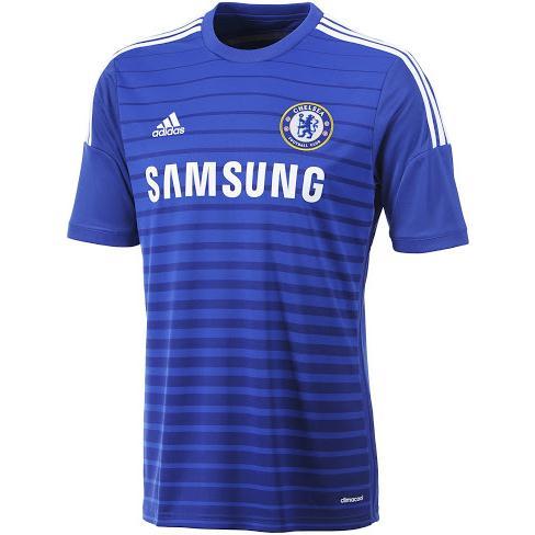 Quần áo bóng đá Chelsea xanh 2014-2015