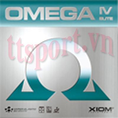 Mạt cốt vợt Xiom- OMEGA IV ELITE