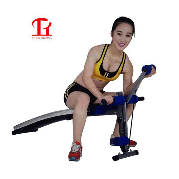 Bàn cong tập lưng bụng Sport 360 XD 8095
