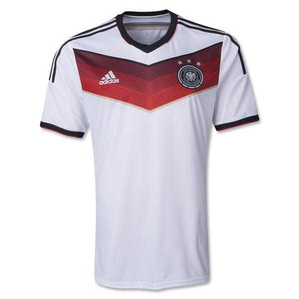 Quần áo  Đức trắng 2014