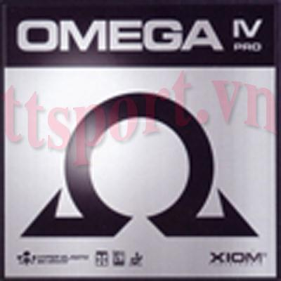 Mặt vợt Xiom- OMEGA IV PRO