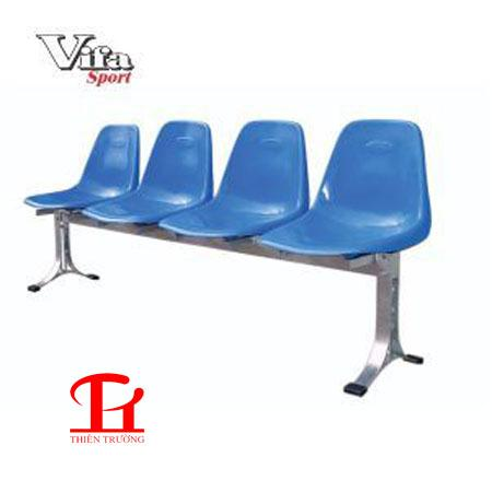 Băng ghế 4 chỗ Composite