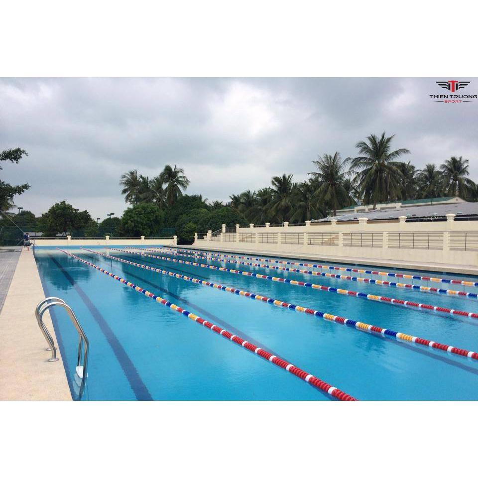 Dây phao chắn sóng bể bơi 25m và 50m