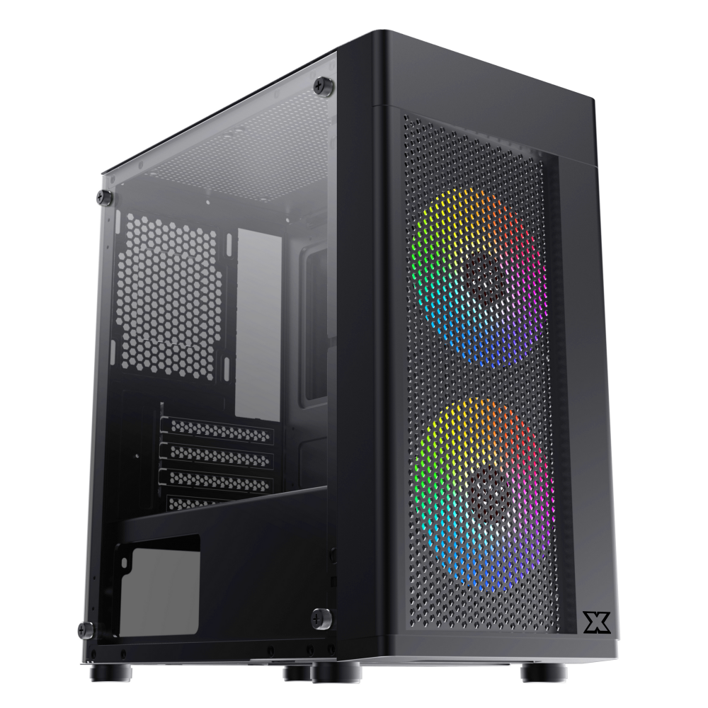 xigmatek-aero-2f-en46591-m-atx-1-side-tempered-glass-2-fan-x20f
