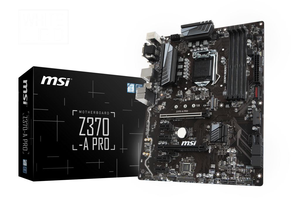 mainboard-msi-z370-a-pro-coffee-lake