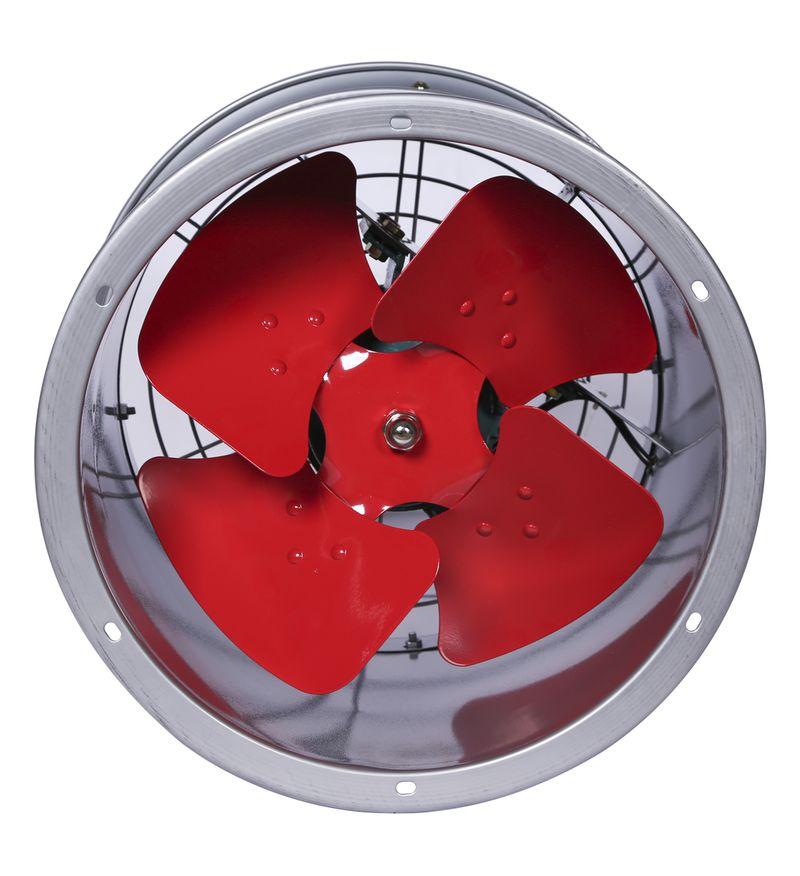 Quạt thông gió công nghiệp công suất cao HAIKI HKS-60G là dòng quạt hướng trục treo