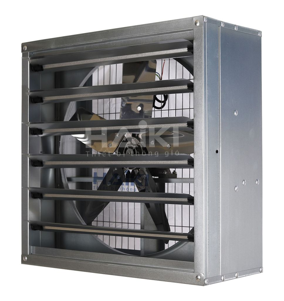 Quạt hút công nghiệp vuông HAIKI LF700x700x300 công suất mạnh, bền bỉ