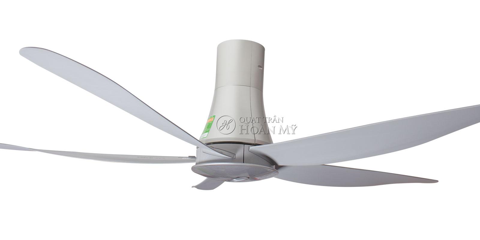 Quạt trần Panasonic 5 cánh F-60TAN , 9 cấp độ gió, Super deluxe