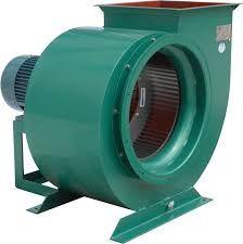 Quạt ly tâm Deton 11-62-II-4.5A/5.5kw-6 điện áp 380V