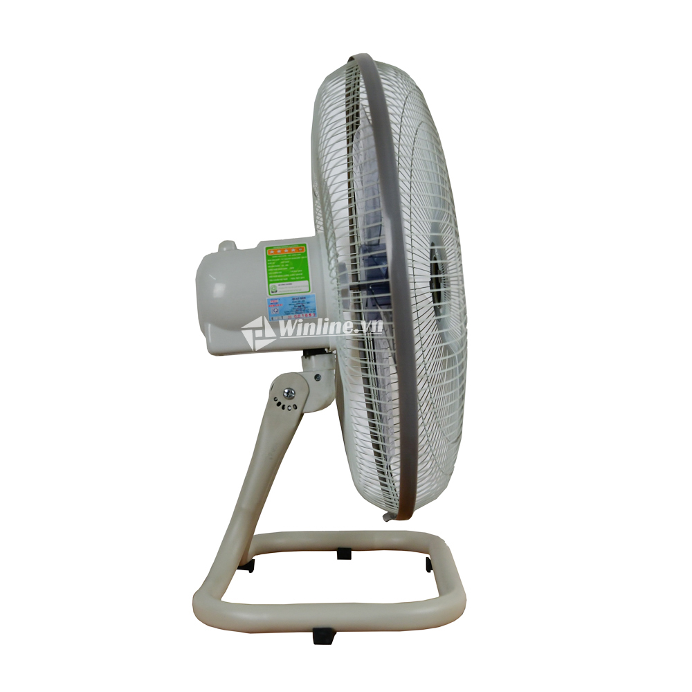 Quạt sàn điện cơ 91 QS-400 (chân quỳ)