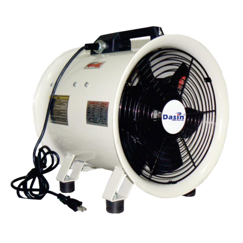 Quạt hút di động Dasin KIN-200 I CS 107 W I Thông gió 2 chiều