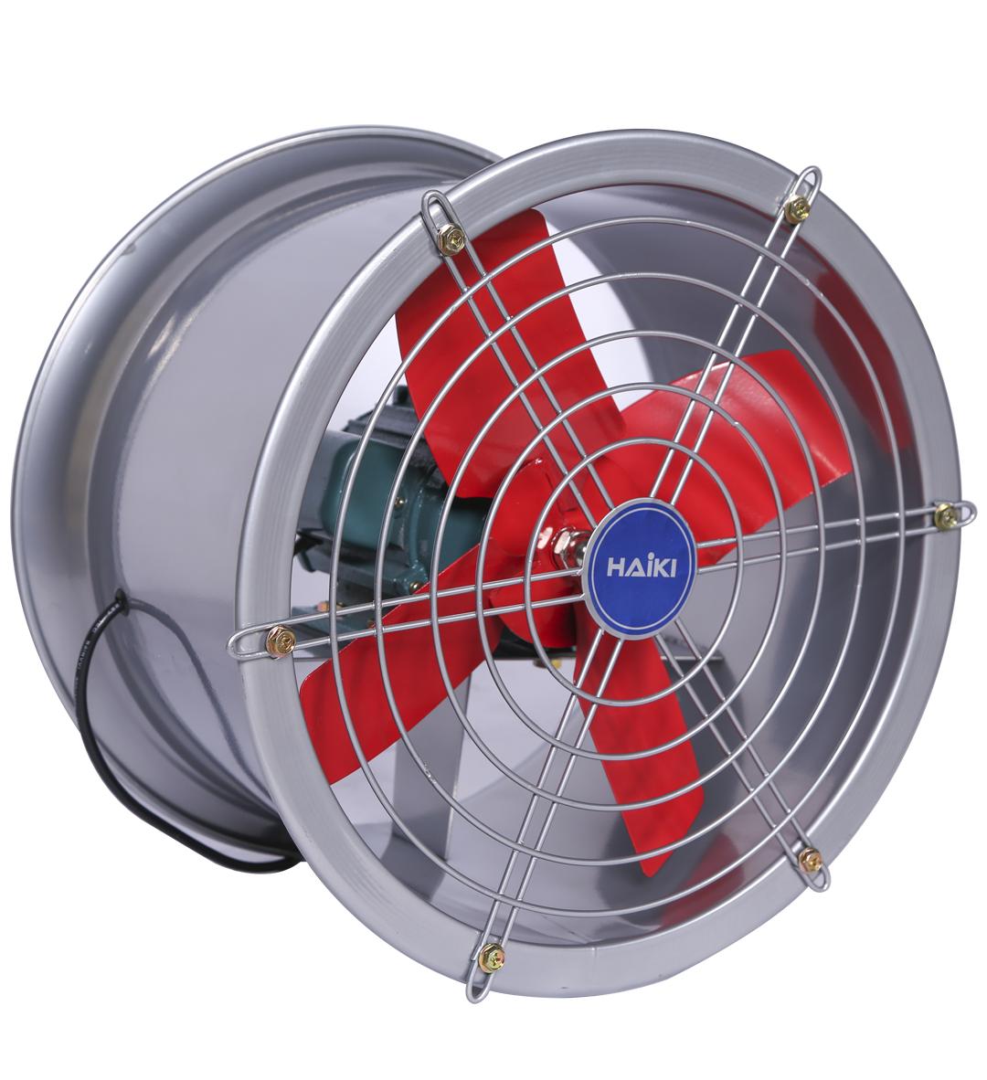 Quạt thông gió tròn HAIKI HK-50B-3 điện áp 380V