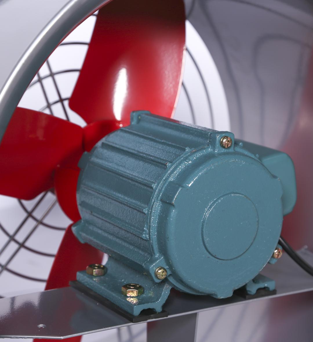 Quạt thông gió tròn HAIKI HK-40B, Ø 40cm, 220V công suất 170W