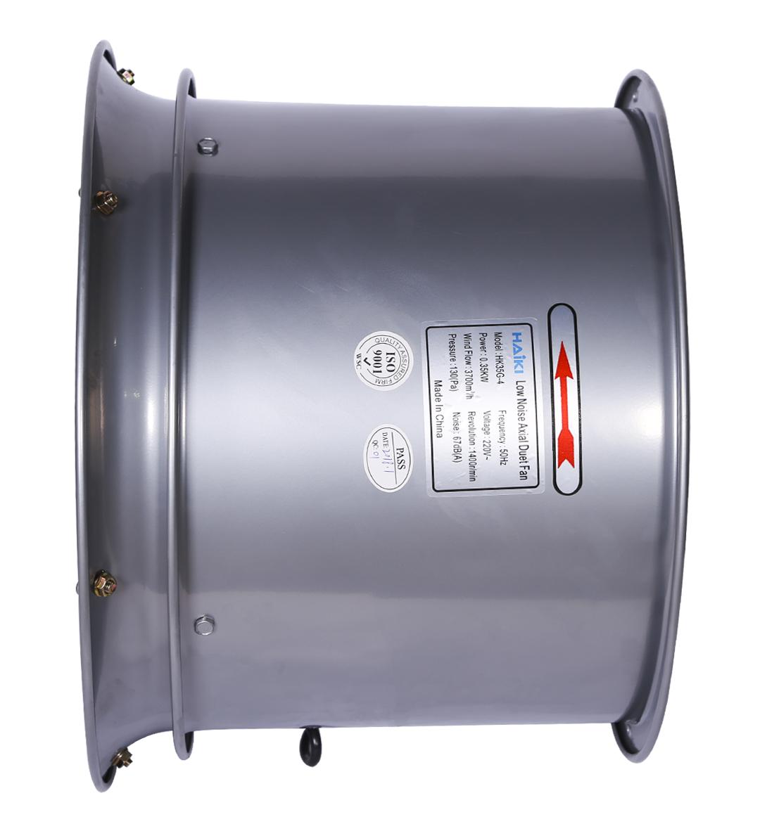 Quạt thông gió tròn HAIKI HK-35B điện áp 220V