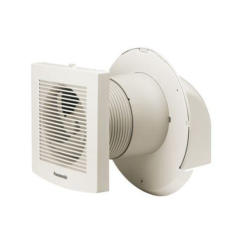 Quạt thông gió gắn tường Panasonic FV-15EGF1 dùng cho nhà tắm,1 chiều- có màn che,