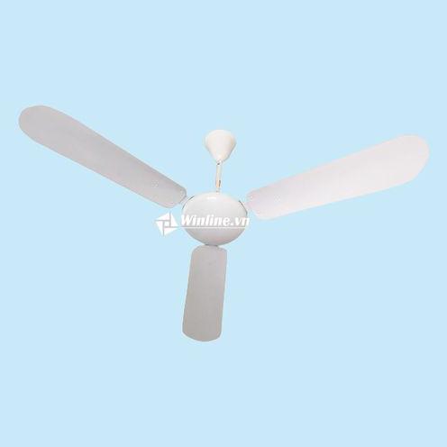 Quạt trần Vinawind QT-1400N cánh nhôm, Màu trắng