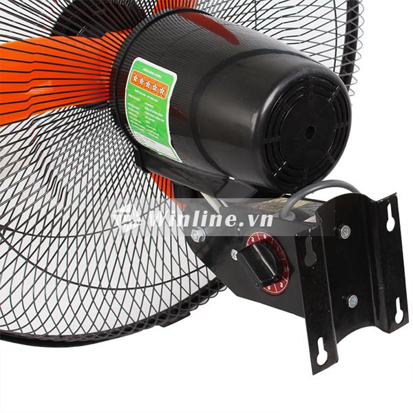 Quạt treo tường Vinawind QTT-450DM - Sải cánh 45cm, công suất 50W