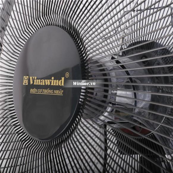 Quạt treo tường Vinawind QTT-400XHĐ (có điều khiển) - Hẹn giờ 120 phút