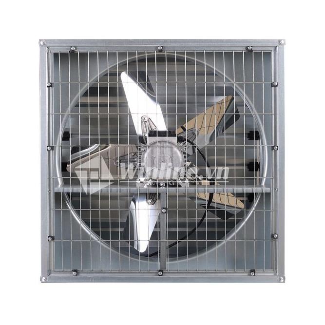 Quạt thông gió vuông SHRV 400x400 điện áp 220V/380V