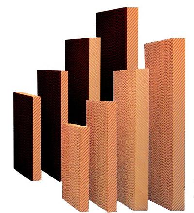Tấm làm mát coolingpad, Tấm làm mát chống rêu 1800x600x150mm