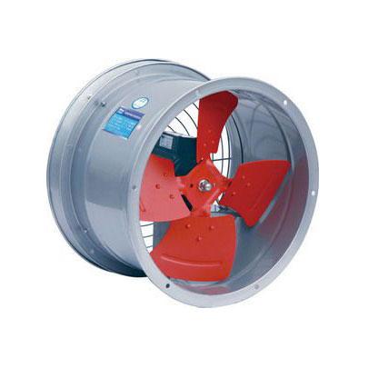 Quạt thông gió công nghiệp Deton DFG3.5G-4 điện áp 220V/380V