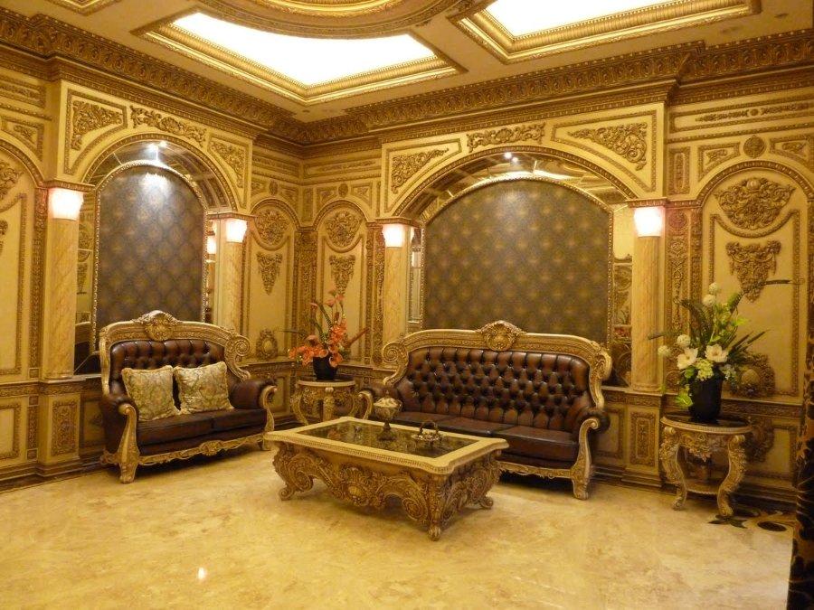 Mẫu thiết kế nội thất cổ điển 2