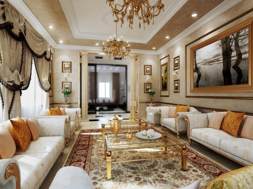 Mẫu thiết kế nội thất cổ điển
