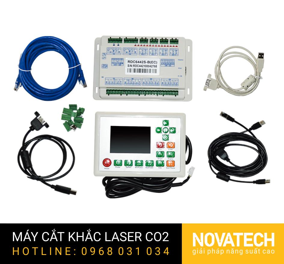 Bộ điều khiển máy laser Ruida RDC6442S