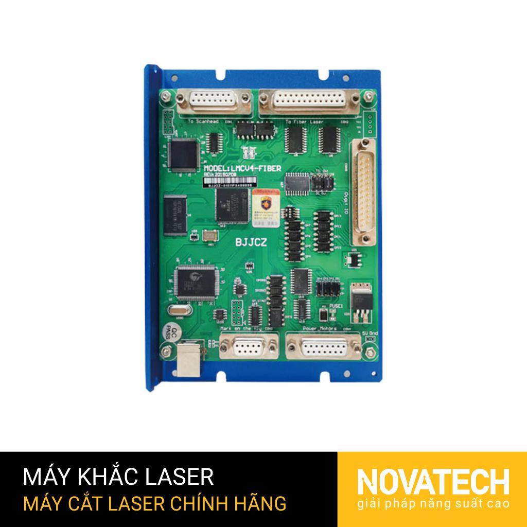 Card điều khiển máy khắc laser và gương điện kế LMCV4
