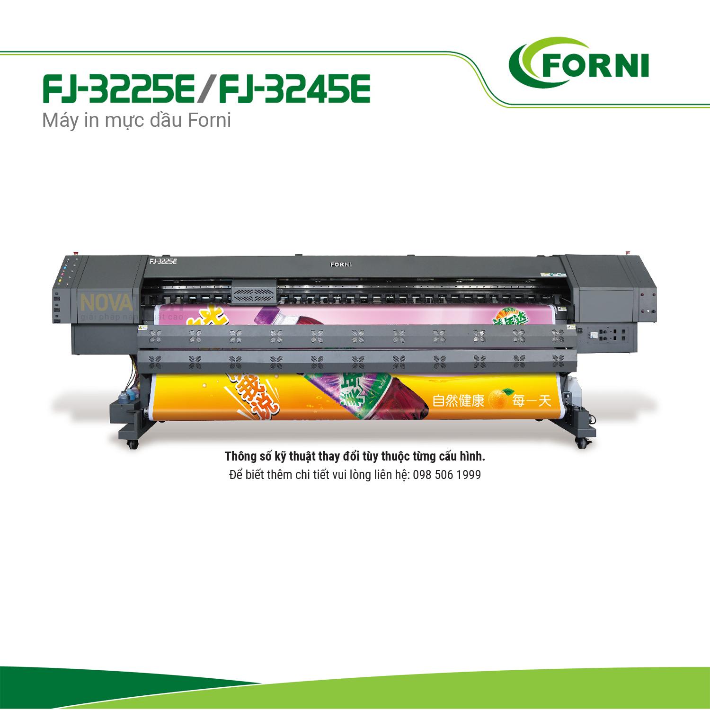 Máy in decal 3.2m FORNI FJ-3225E