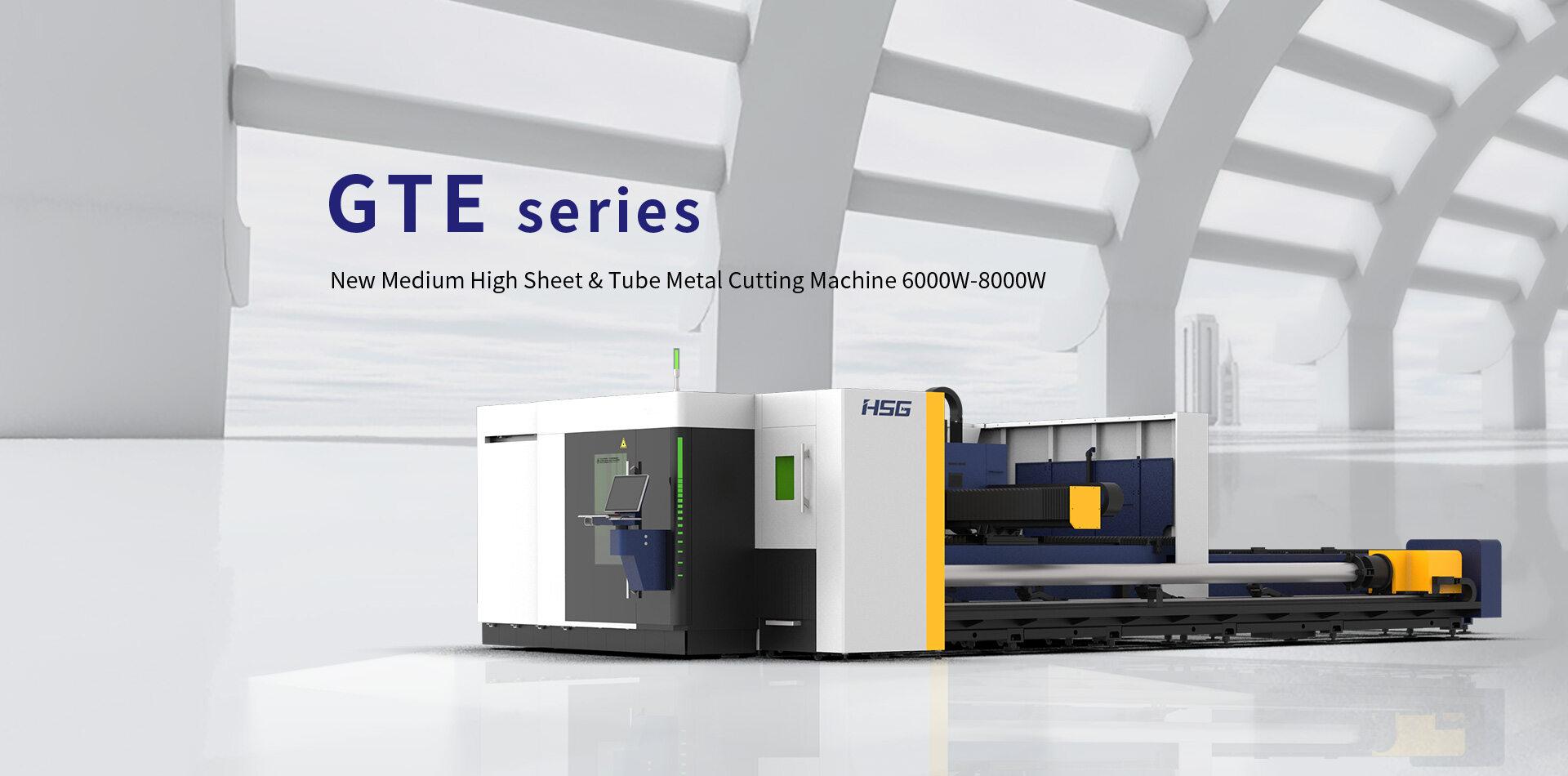 Máy cắt laser fiber HSG dòng GTE