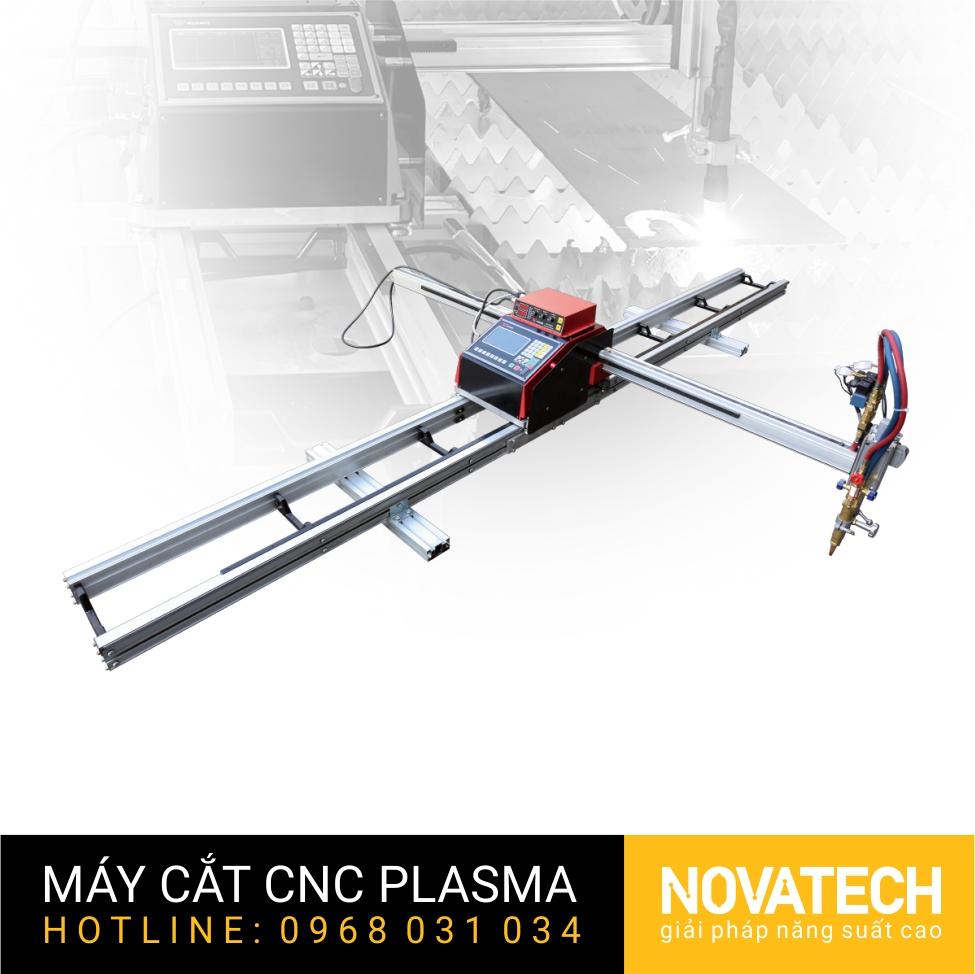 Máy cắt cnc plasma 1 ray HNC-1500W giá rẻ