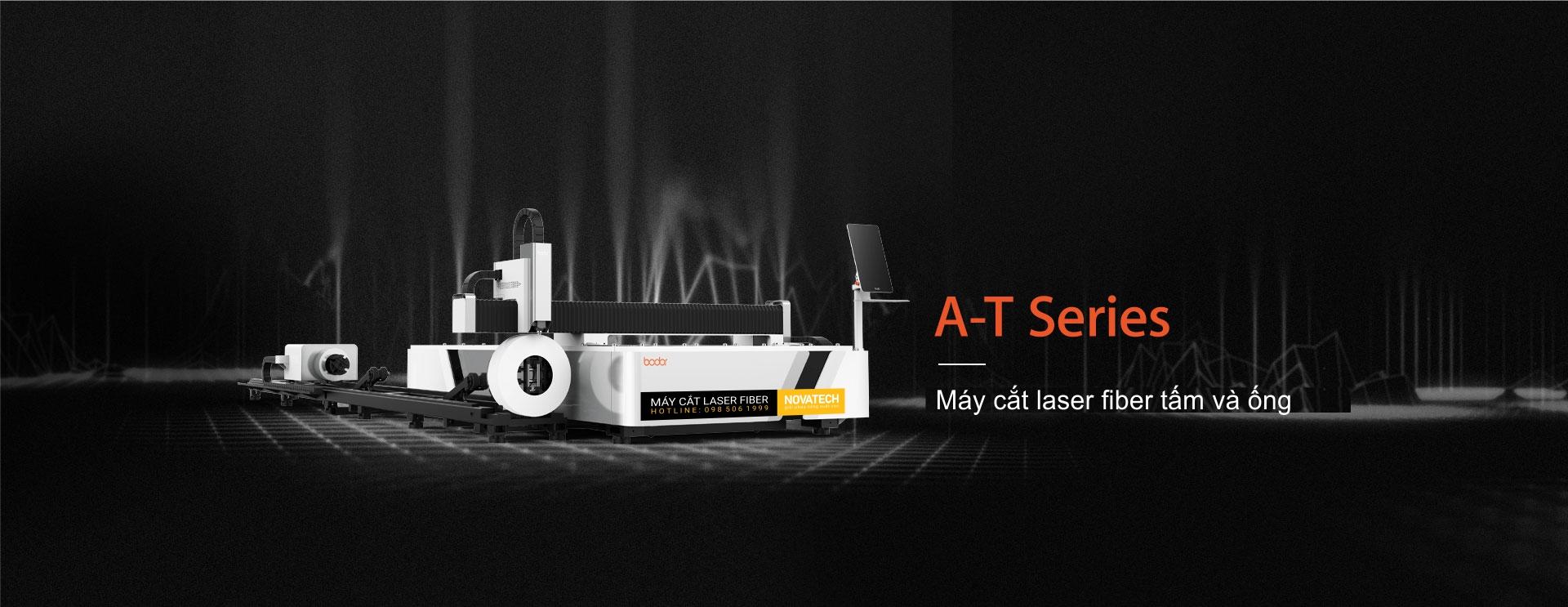 Máy cắt laser fiber BODOR dòng A-T