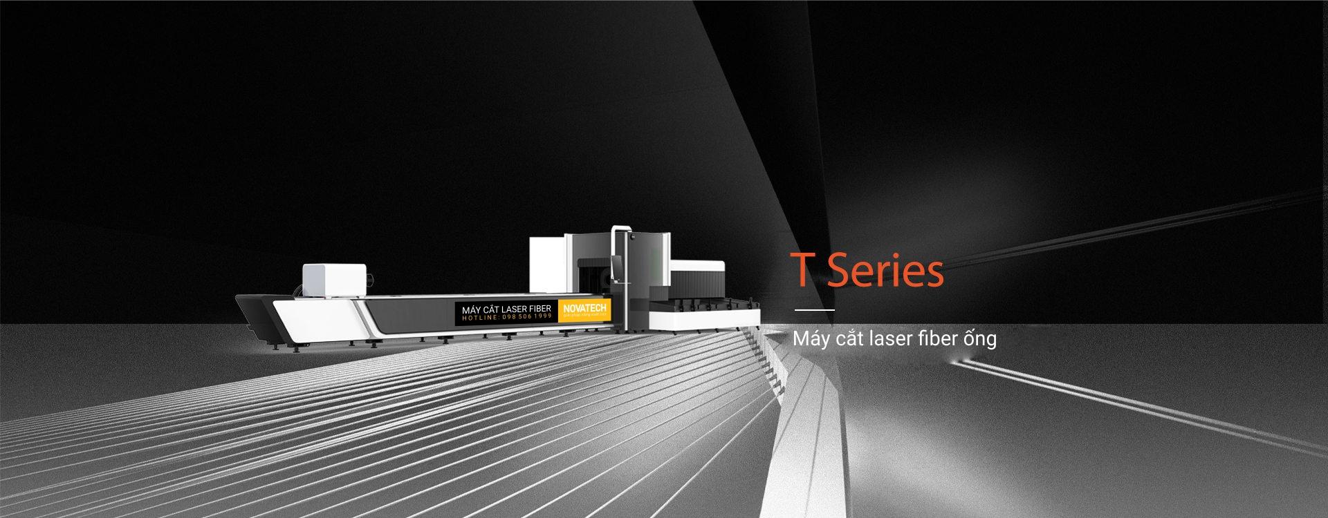 Máy cắt laser fiber BODOR dòng T