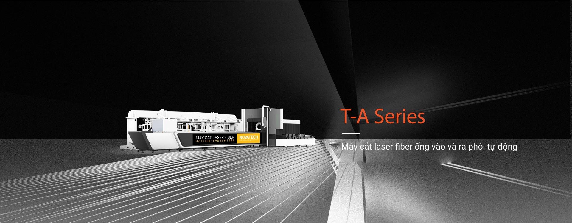 Máy cắt laser fiber BODOR dòng TA