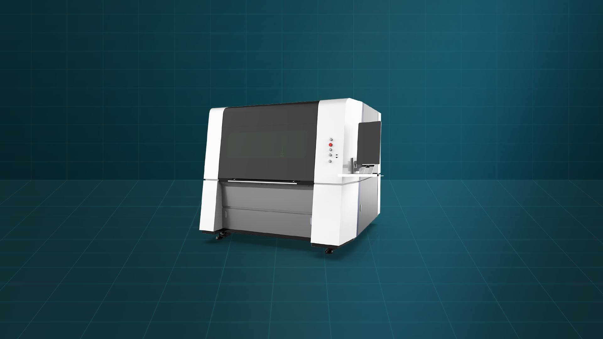 Máy cắt laser fiber chính xác cao LF-1390