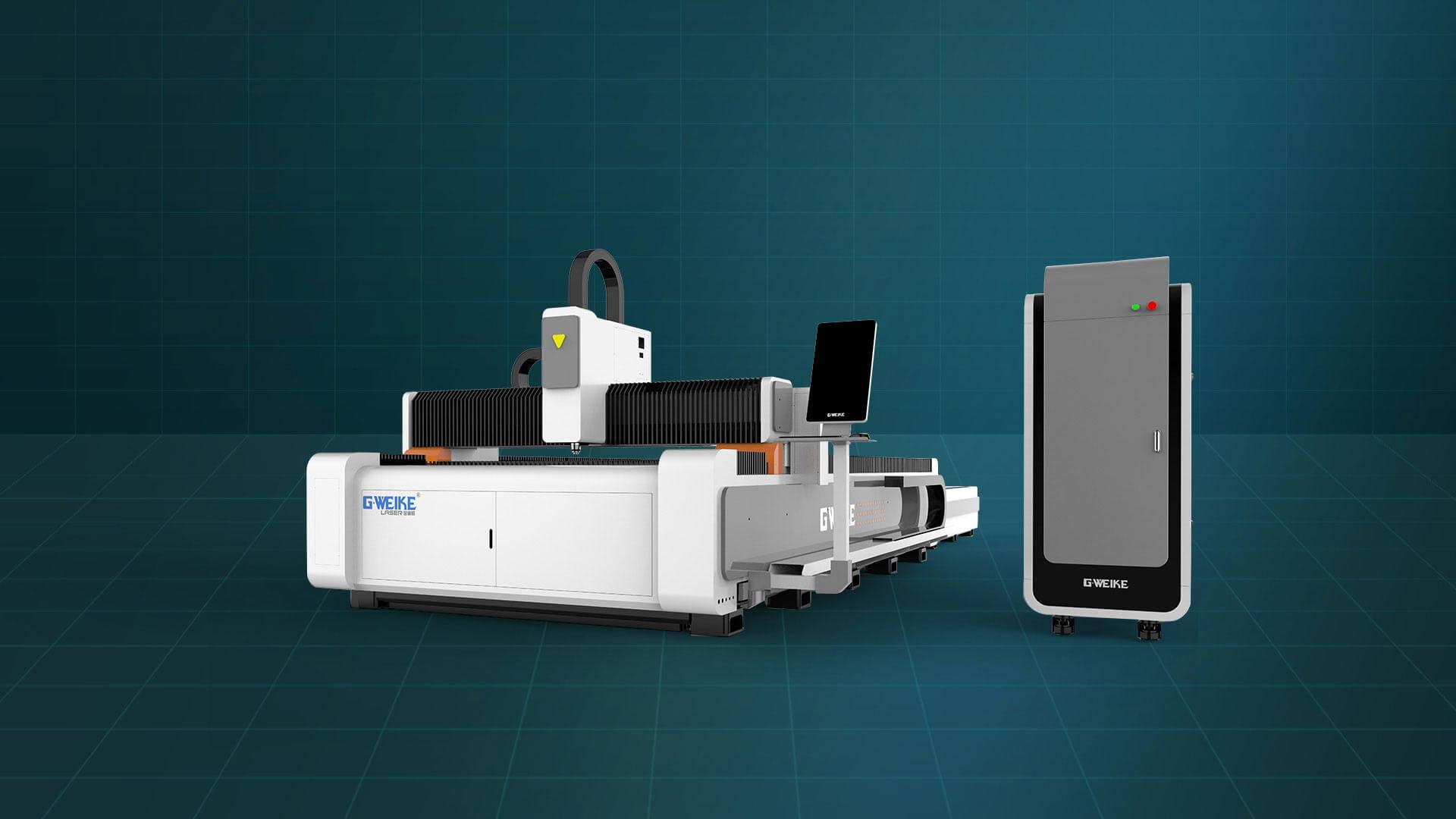 Máy cắt laser fiber dòng GC