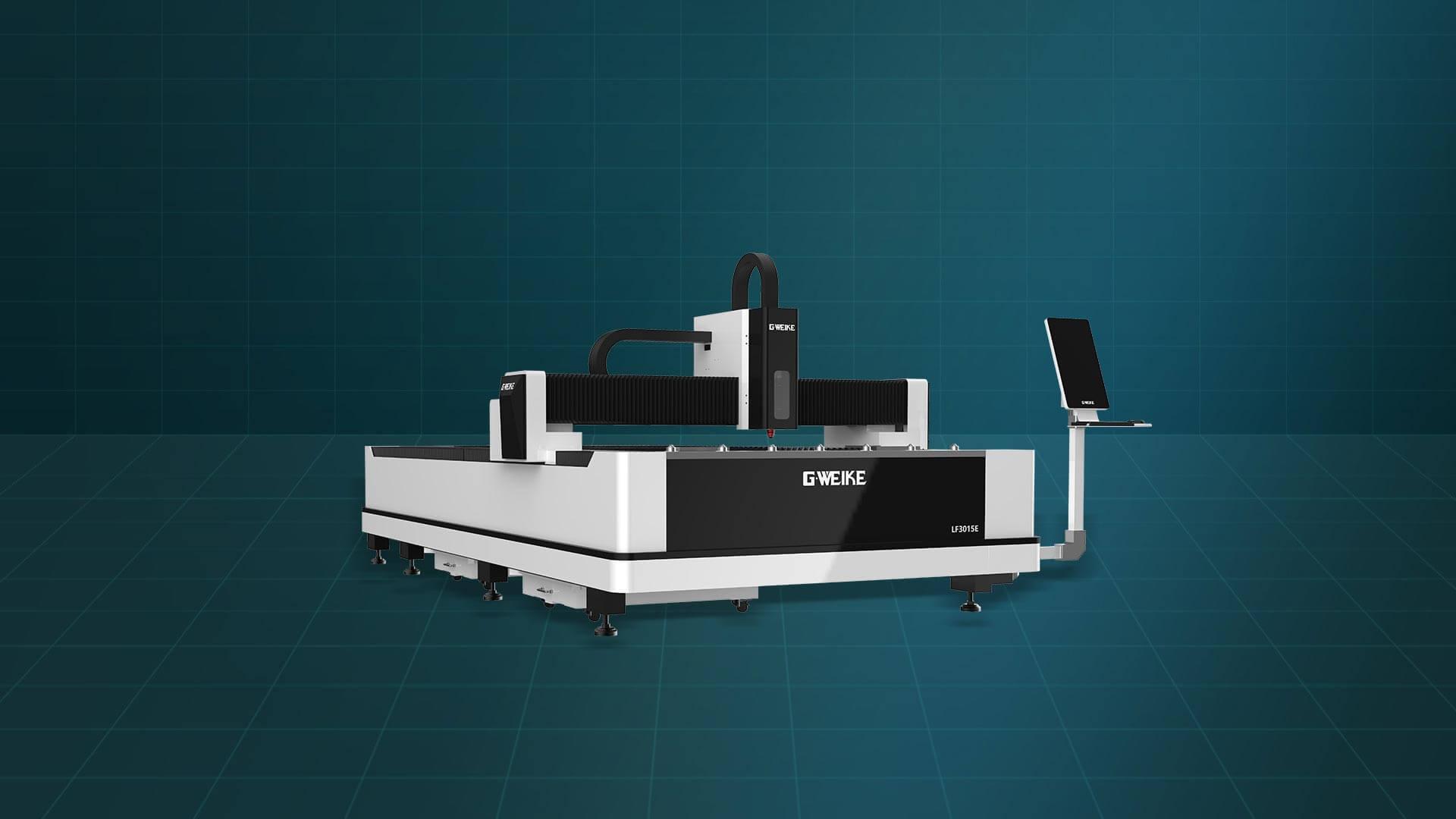 Máy cắt laser fiber LF-3015E