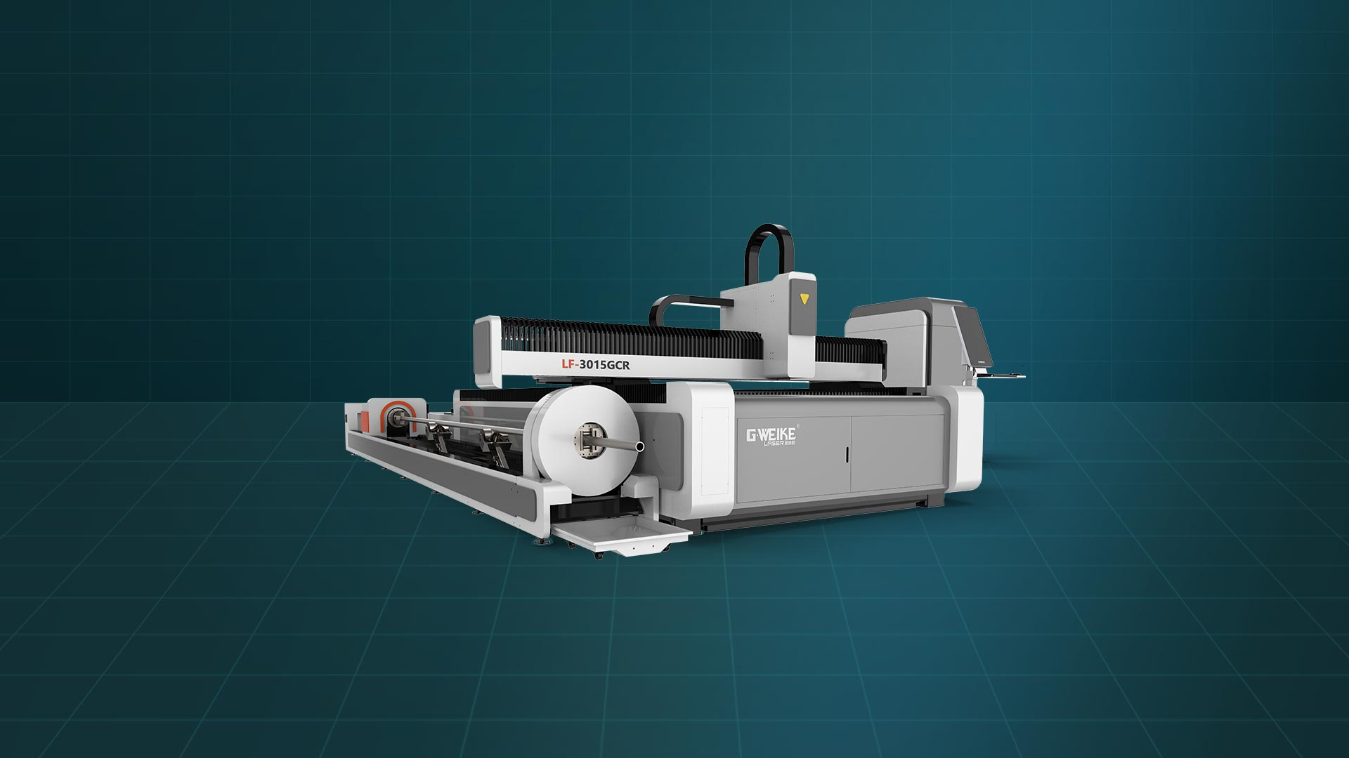 Máy cắt laser fiber LF-3015GCR