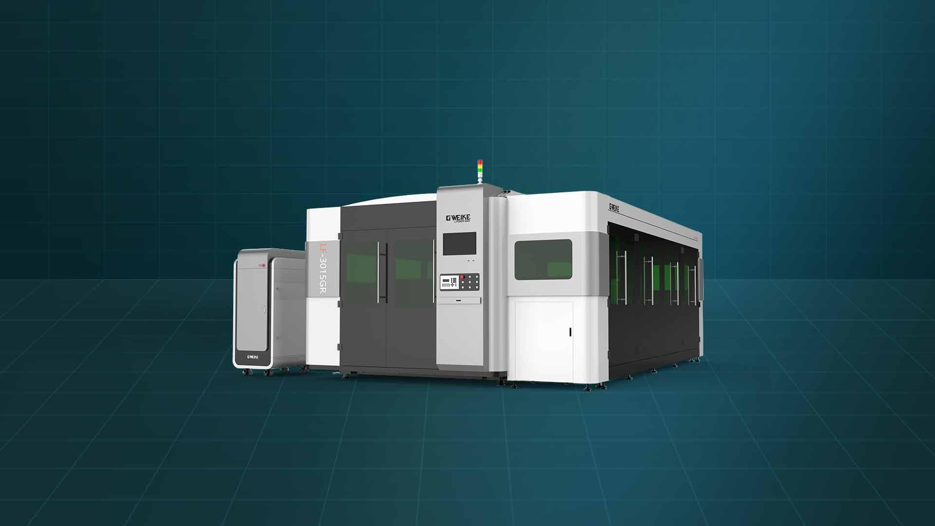 Máy cắt laser fiber LF-3015GR