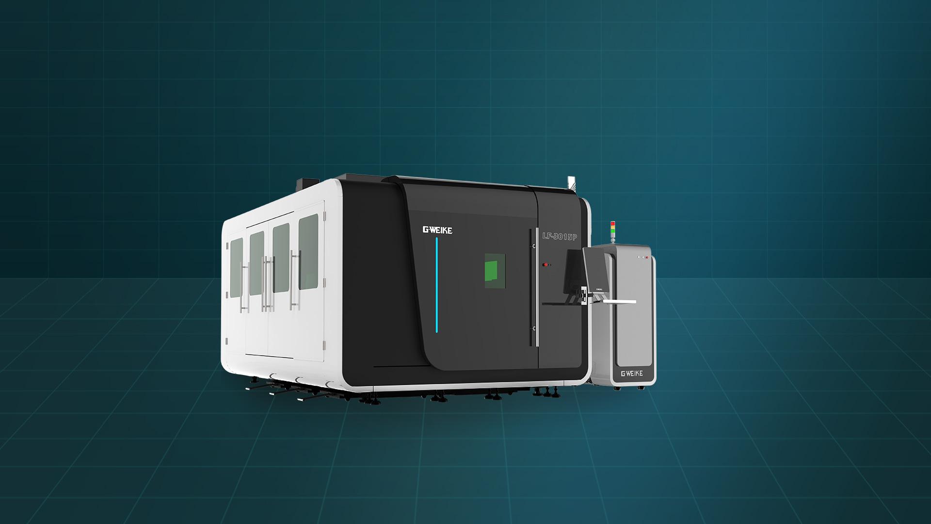 Máy cắt laser fiber LF-3015P