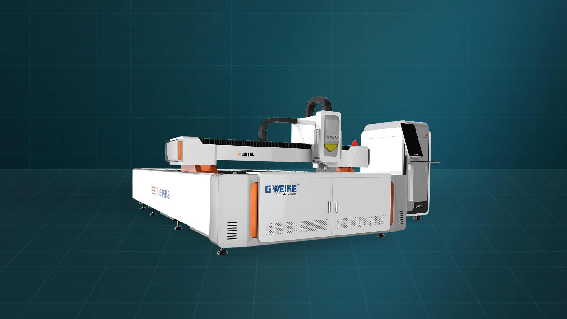 Máy cắt laser fiber LF-4515L