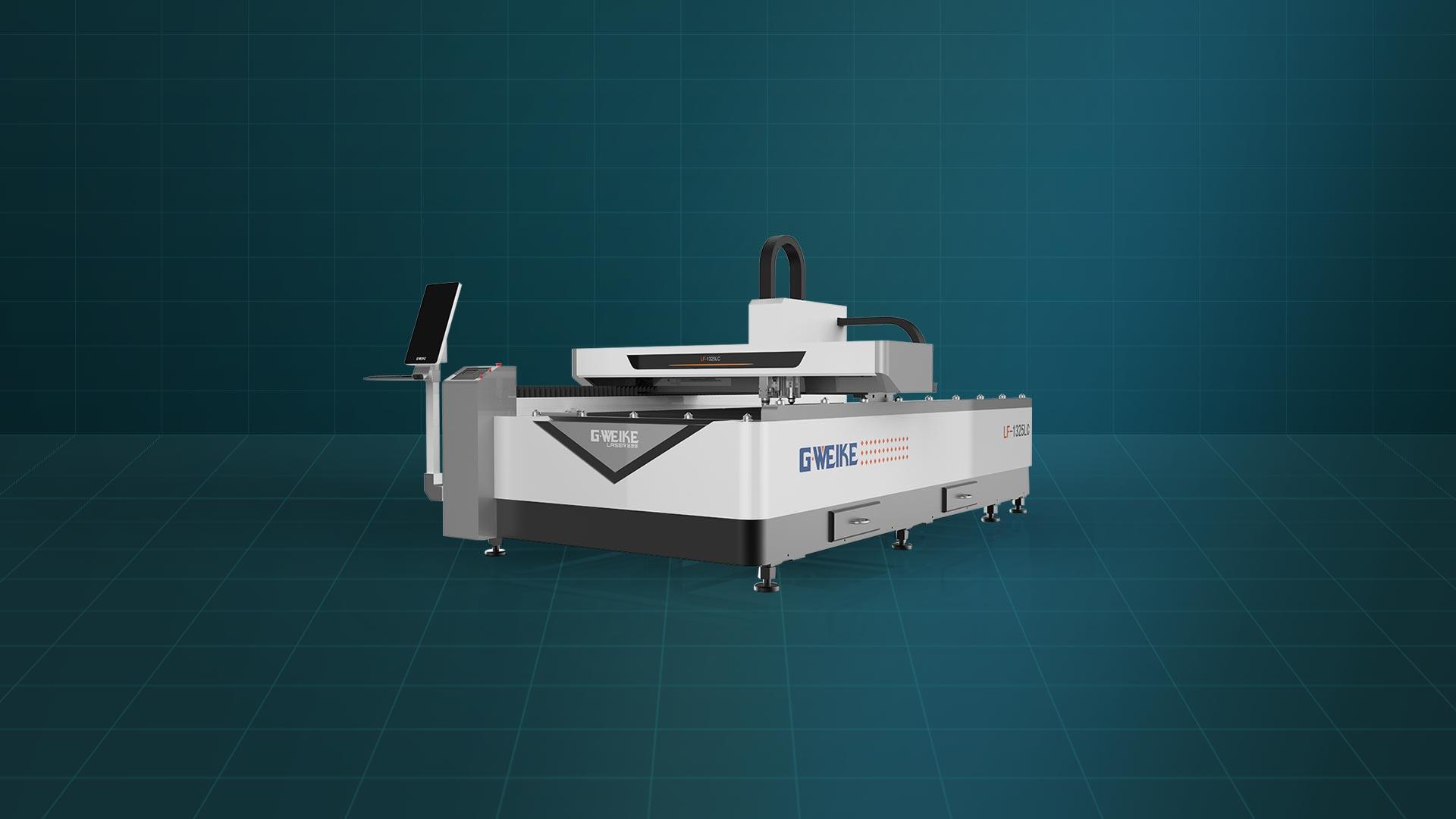 Máy cắt laser fiber và CO2 LF-1325LC