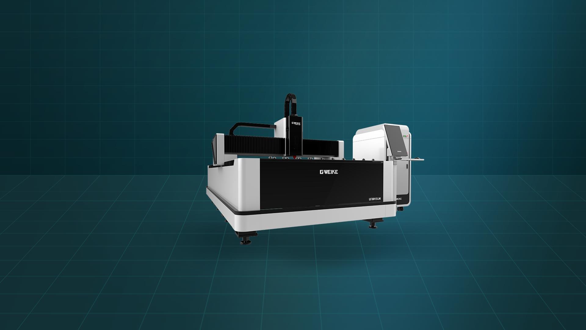 Máy cắt laser fiber LF-3015LN