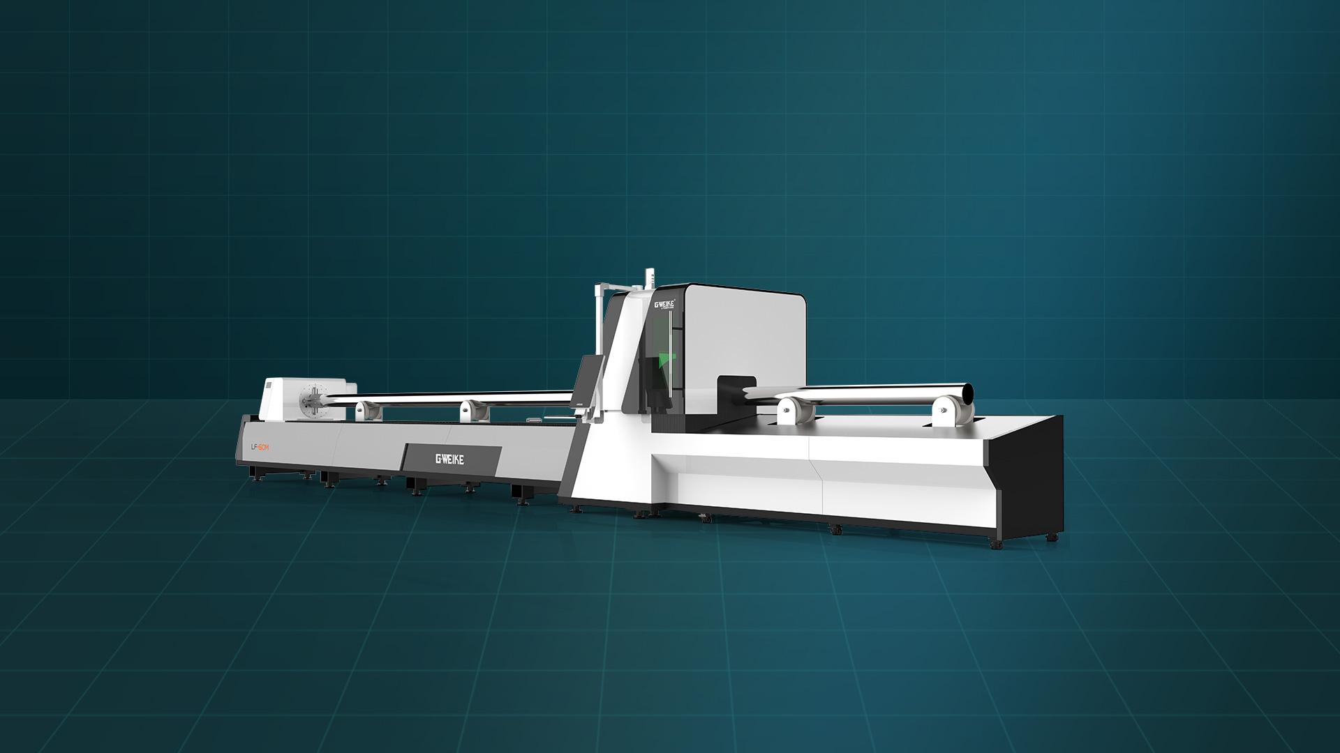 Máy cắt laser fiber ống kim loại LF-60MS