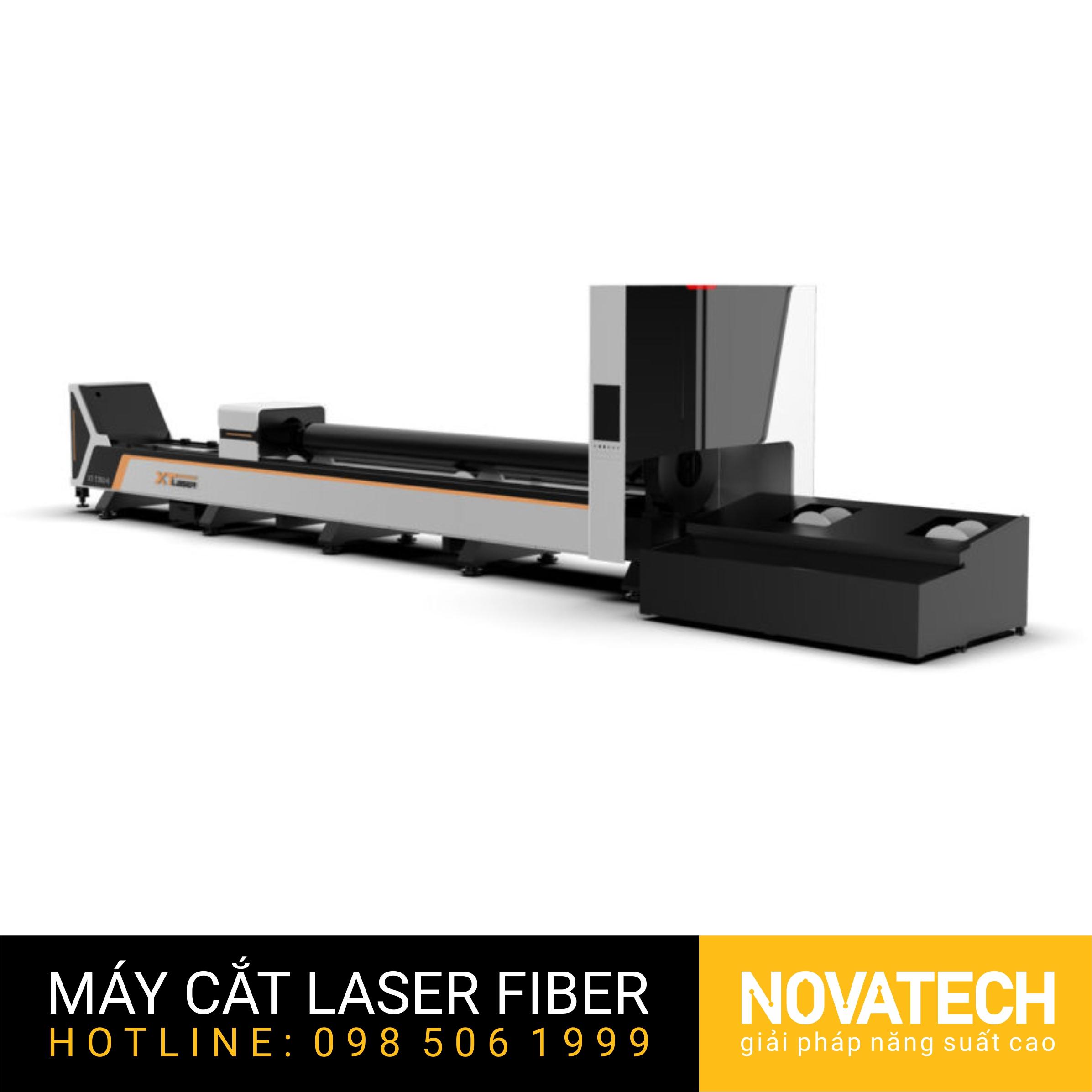 Máy cắt ống laser fiber XT-Laser T-Series