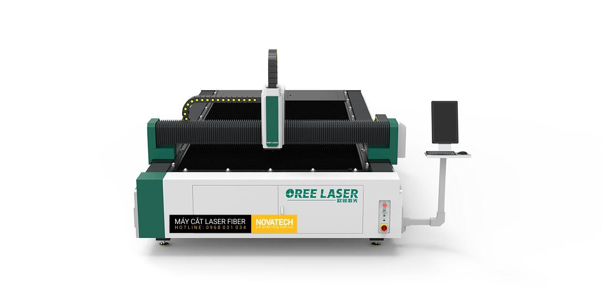 Máy cắt laser fiber quảng cáo OREE OR-FMA